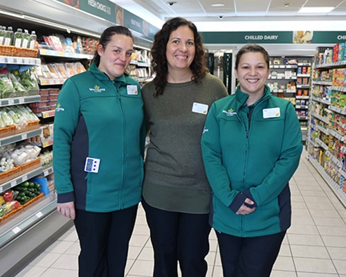 Morrisons Daily - Now Open at Longueville -