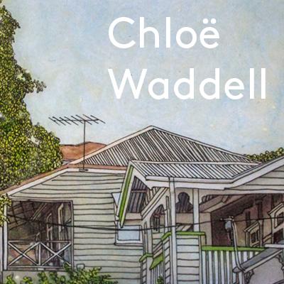 Chloe Waddell | Artist and Jeweller
