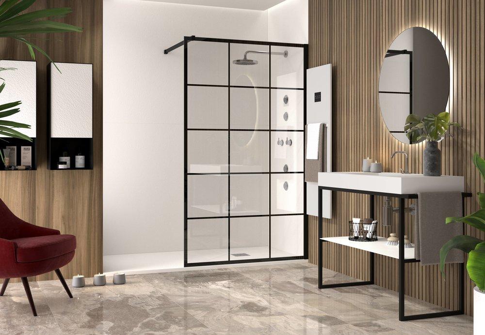 Doccia bathroom design