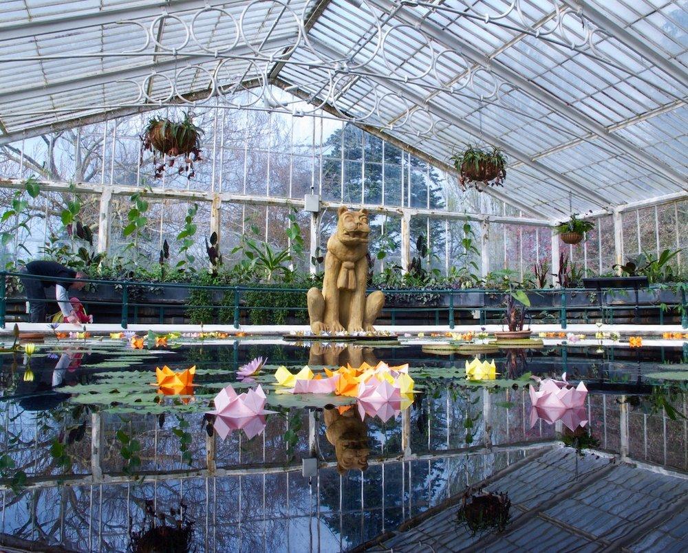 Maya Magic Festival Kew Gardens -