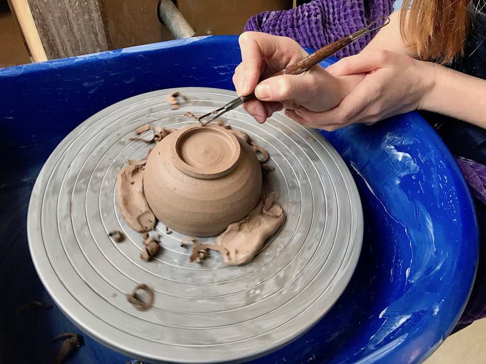 Ceramics Classes for Adults -