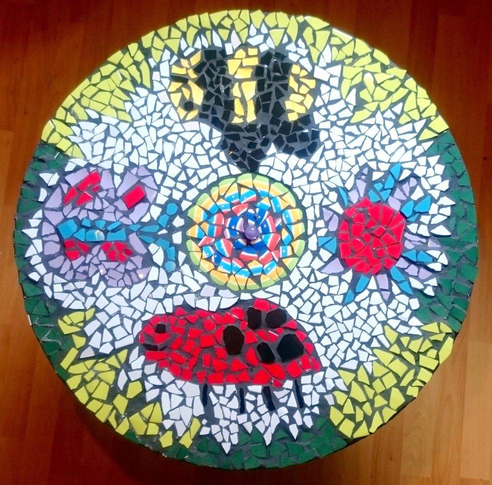 1-ceramics-mosaic-gardening-cable-reel-fife-diet-seed-truck.jpg