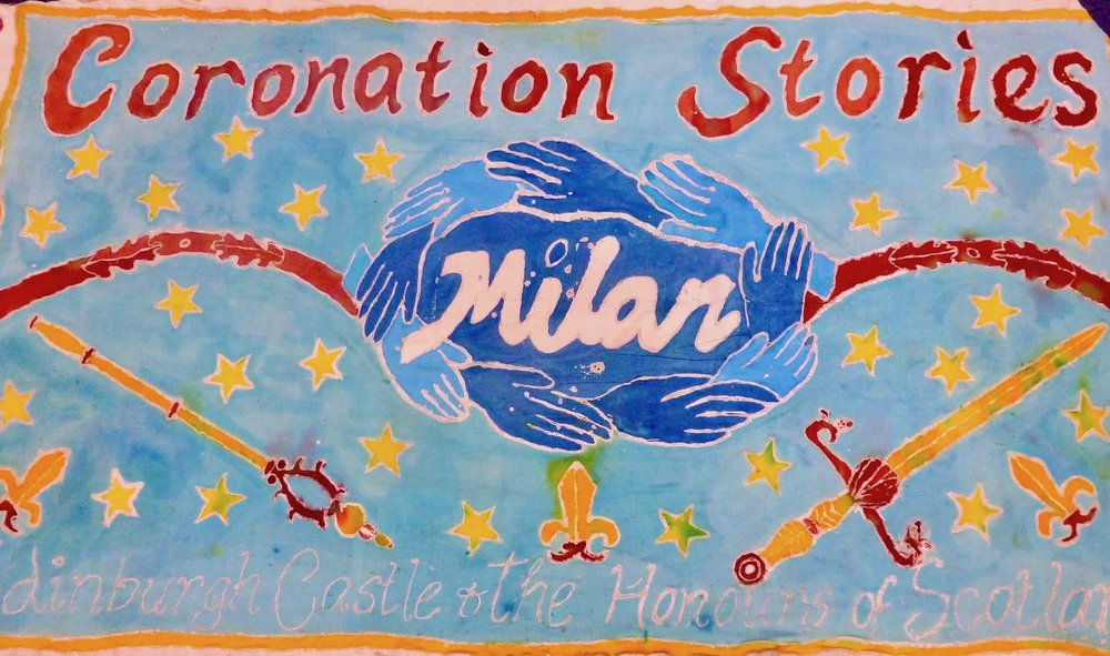 Coronation Stories, Milan Senior Welfare Group -