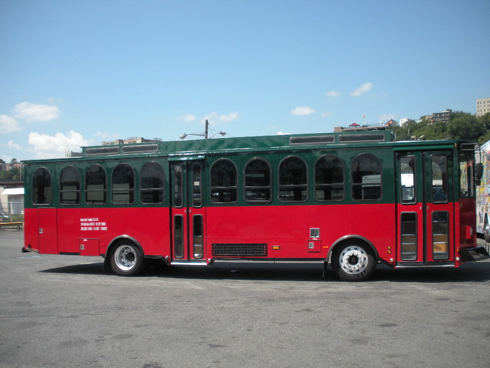 Ollie Side View Trolley