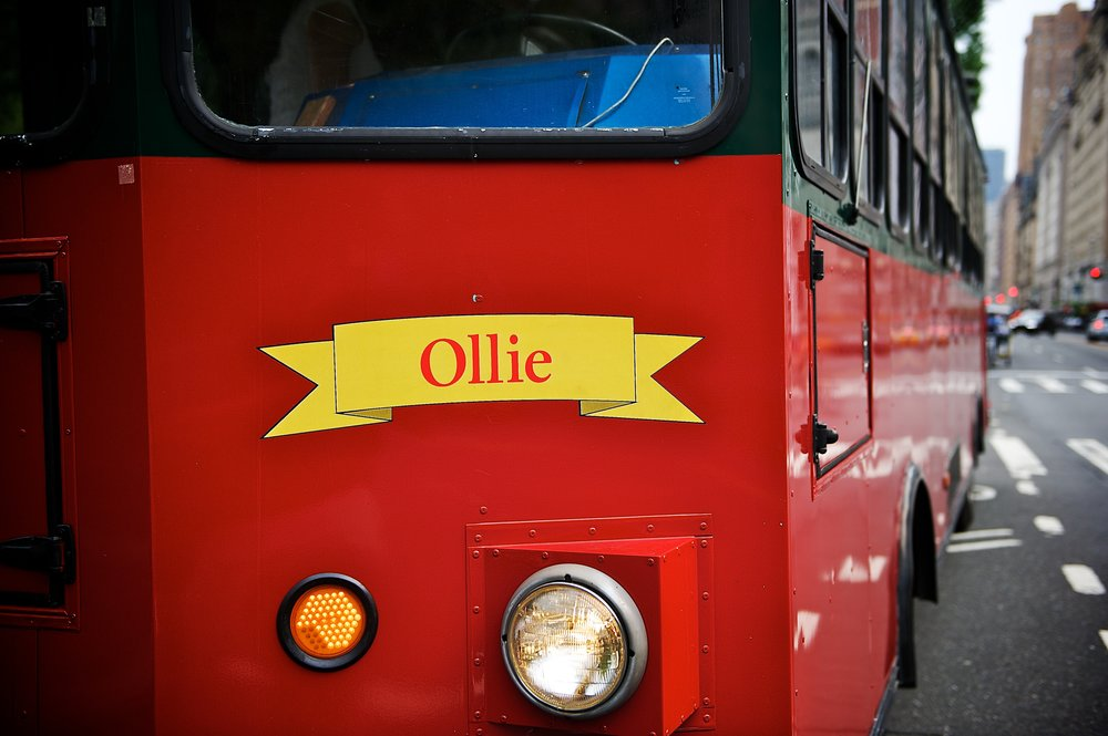 Ollie the NYC Trolley