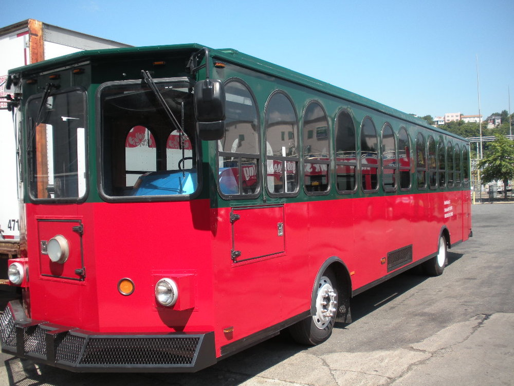 Party Bus Rental Unique