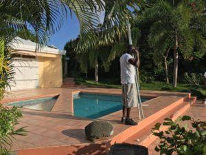 pools closing up