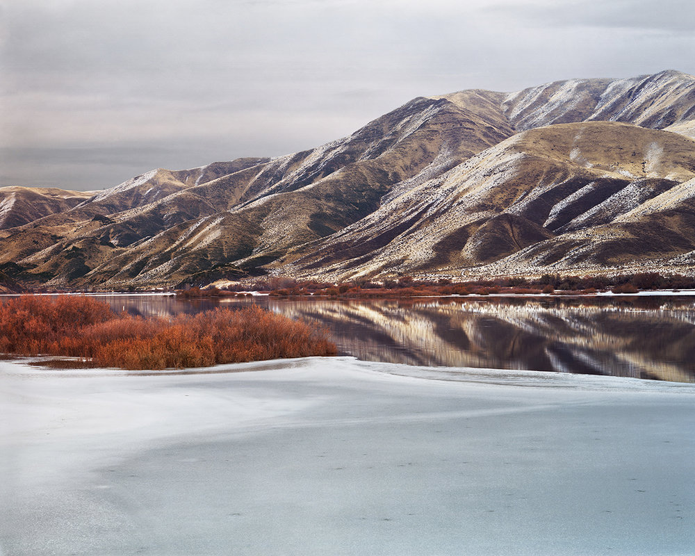 Farewell Bend on the Snake River, Baker County, Oregon, 2014