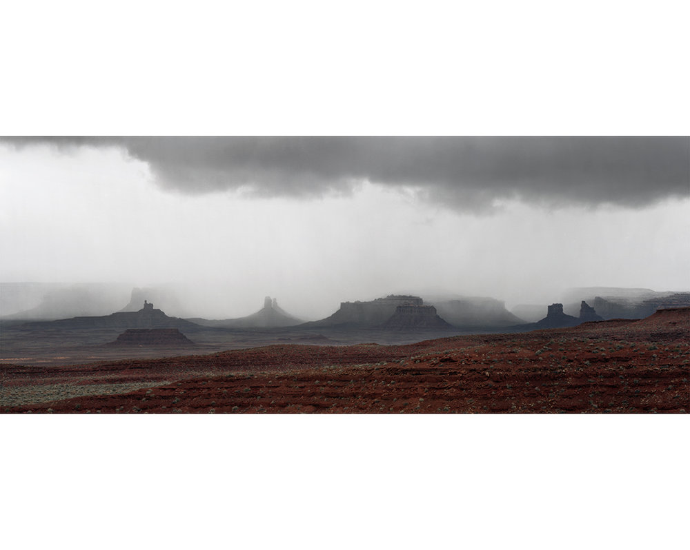 Winter Storm, Valley of the Gods, Utah, 2010.jpg