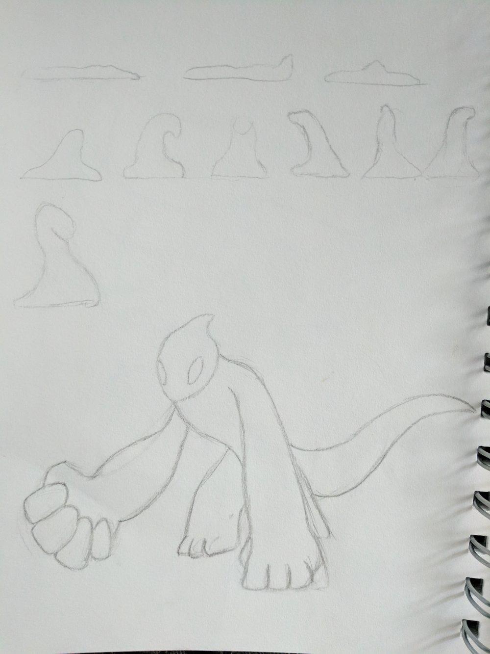 Goop to Creature