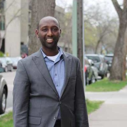 DFL endorsed candidate, Mohamud Noor, Minneapolis