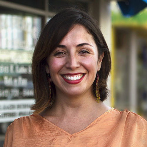 Minneapolis Council Member Alondra Cano