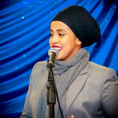 Hodan Hassan, DFL endorsed candidate for District 62A