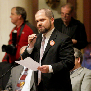 Representative Mike Freiberg, Golden Valley, Crystal, Robbinsdale