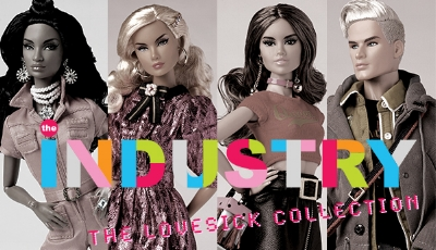 THE INDUSTRY: LOVESICK COLLECTION - IN STOCK!