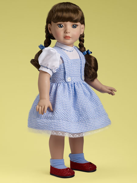 """DOROTHY 18"""" OUTFIT ONLY SRP $34.99 - SALE PRICE $19.99 IN STOCK! Doll and outfit sold separately."""