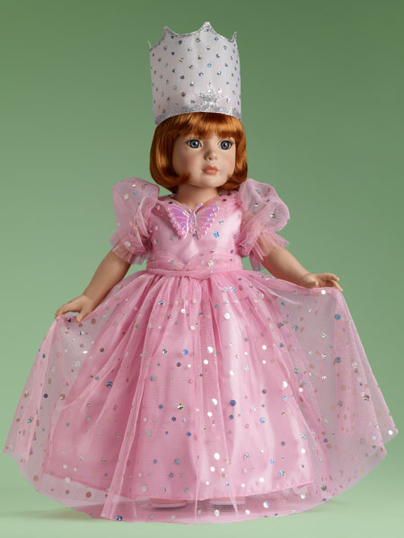 """GLINDA THE GOOD WITCH 18"""" OUTFIT ONLY SRP $39.99 - SALE PRICE $19.99 IN STOCK! Doll and outfit sold separately."""