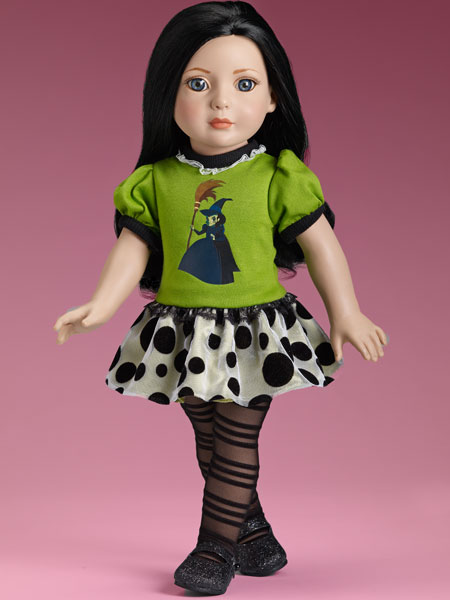 """FLYING HIGH 18"""" OUTFIT ONLY SRP $29.99 - SALE PRICE $19.99 IN STOCK! Doll and outfit sold separately."""