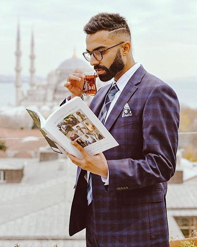 Today on the pod is @sajjad12345. He is the man behind the viral instagram account: @muslimsoftheworld1 and marketing director of @minder_app … a muslim marriage app. He was a CPA who left the corporate world behind to focus on telling stories, connecting people, and helping people find partners in a digital age where we are as isolated as we are linked. The driving mission of his life seems to be connection, but while talking to him I could see his connection isn't with the trappings and pitfalls of this world, but with connecting people and striving for something greater than what this world provides.  Link in profile to the episode in my bio!  Also available on iTunes, Spotify, and Google play store.