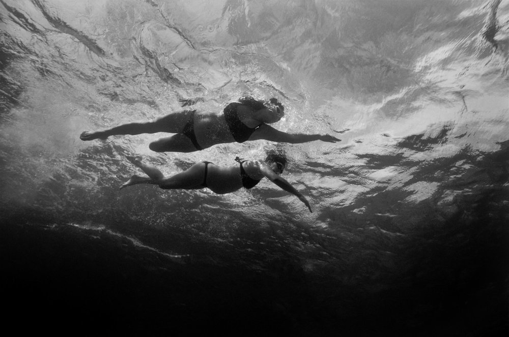 Vanessa, Personal Trainer - Wayne Levin, 2012, © Wayne Levin