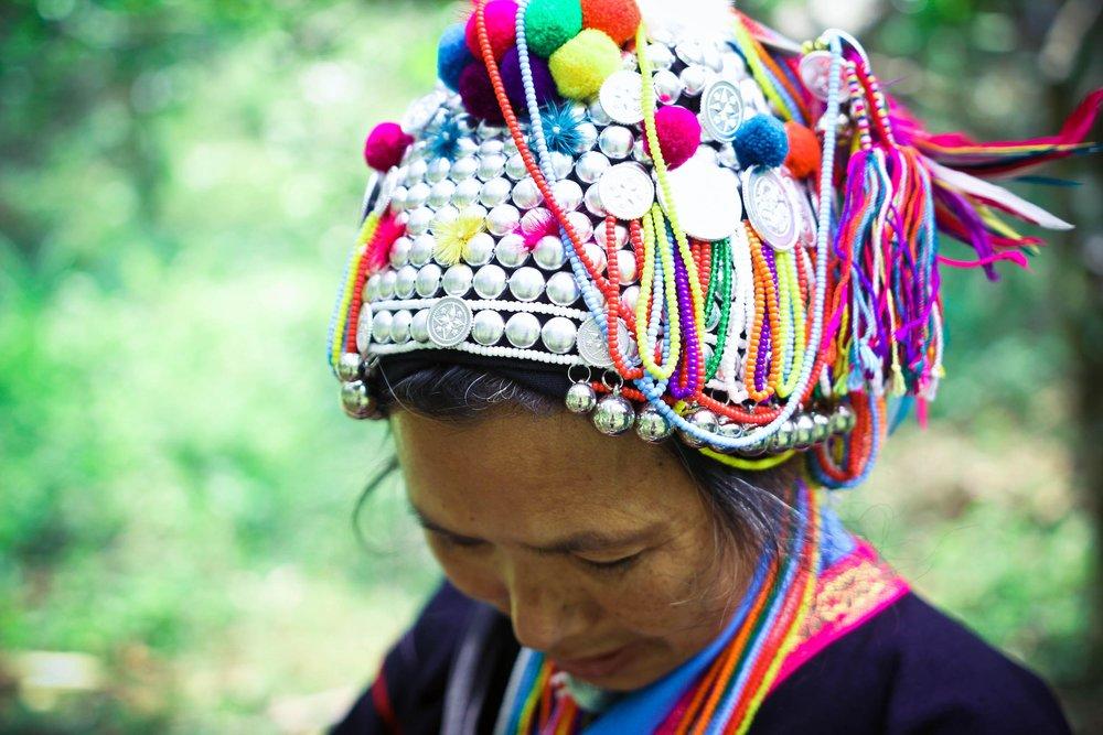 Buma from Tea Farmers of Yunnan - Digital Photograph, 2016, © Jin Zhao