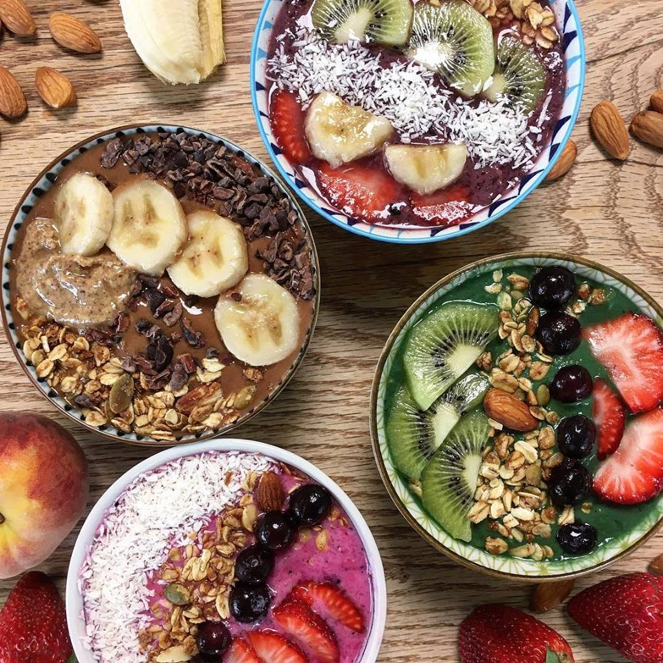 Organic Smoothie Bowls at    New Morning Market    - Woodbury, Connecticut