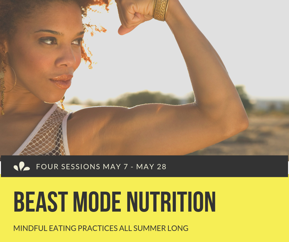Beast Mode Nutrition will teach you how to conquer your most difficult nutrition goal in 3 weeks.
