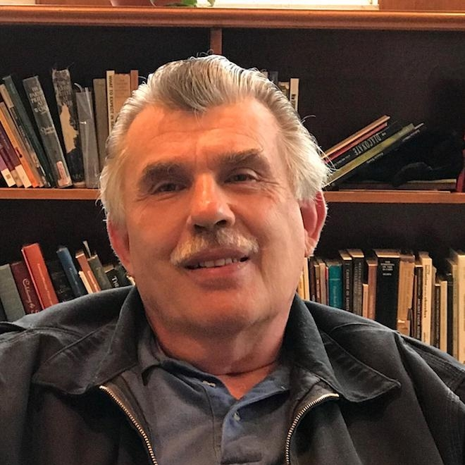 Jim Gubash    Head Sexton   jgubash@calvarypgh.org