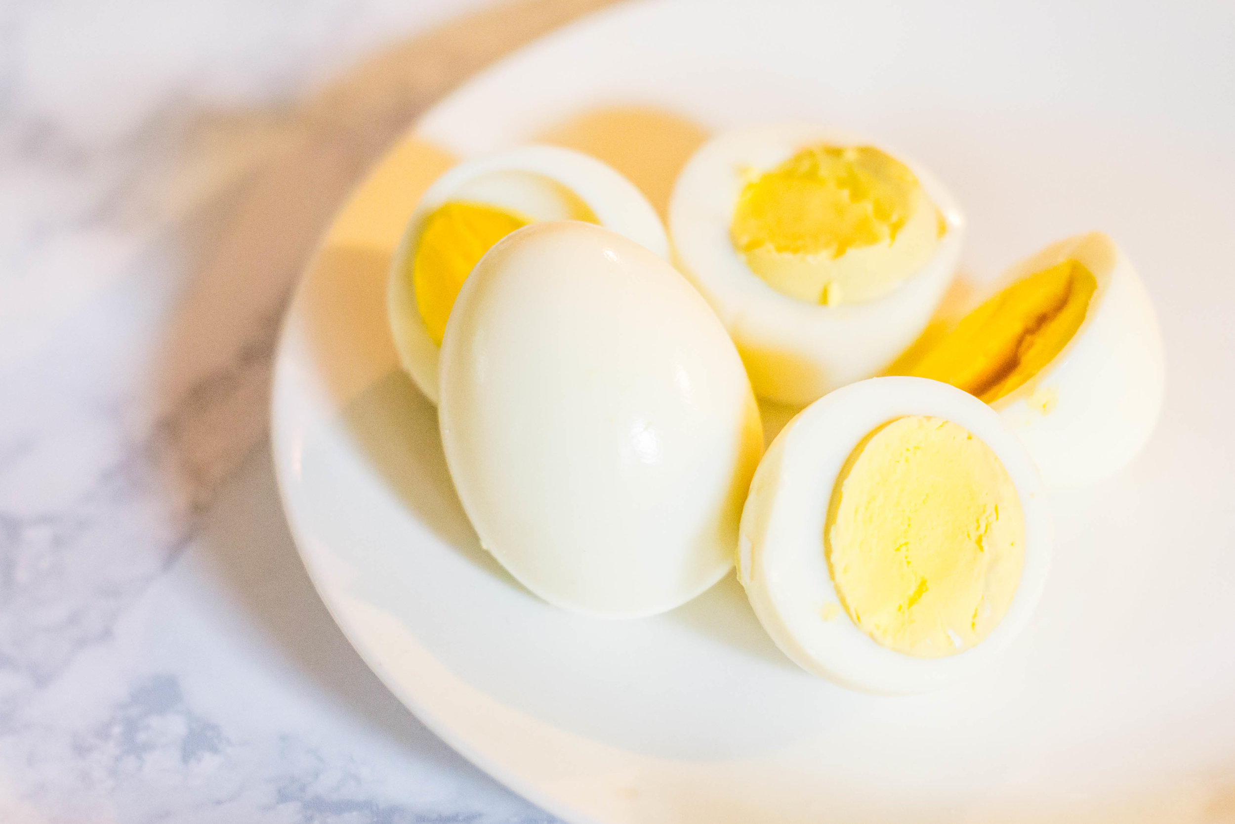 Instant Pot Hard Boiled Eggs || Hayley Fiser