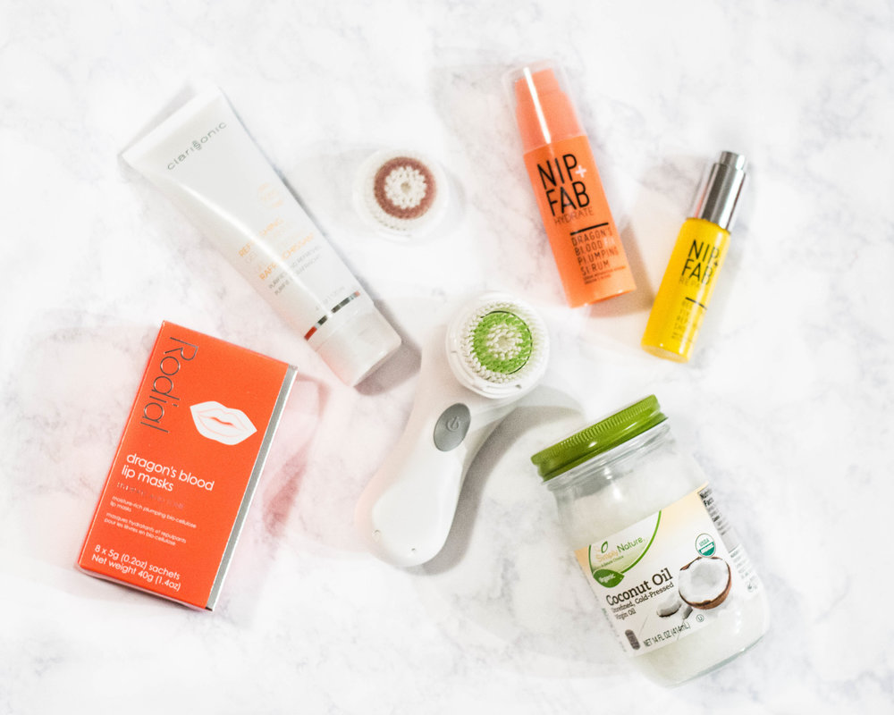 Must Have Fall Skin Care Items || by Hayley Fiser || thehayleyfiser.com