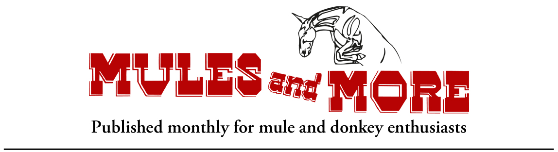 Mules and More Magazine
