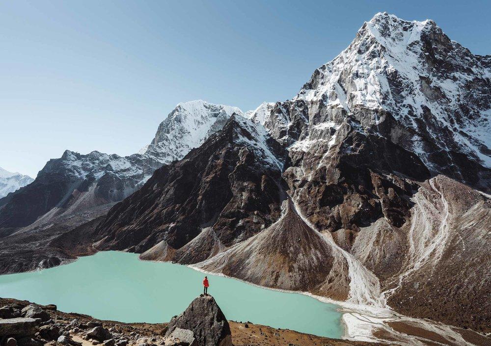 Khumbu perfection (Khumbu, Nepal)