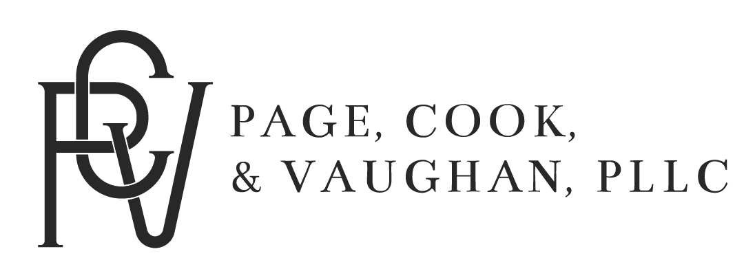 Page, Cook, & Vaughan