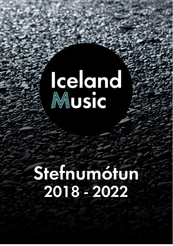 Smellið á mynd til að opna stefnumótun ÚTÓN 2018-2022