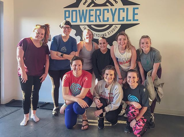 From yoga to bootcamp and everything in between, our monthly SpreeFit activities bring Spreetailers together through a shared love of fitness.  This month, Lincoln spin studio @powercyclestudio generously hosted our Spreetail sweat sessions!