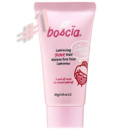 BOSCIA Luminizing PINK Mask