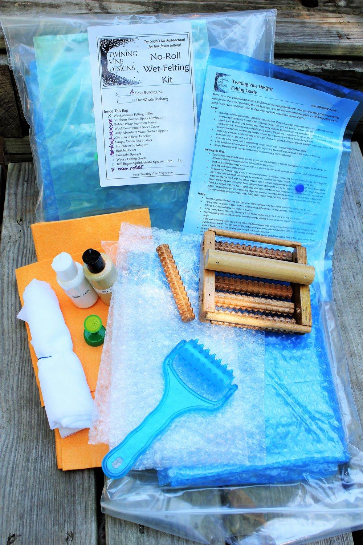 Wet Felting Kit: Colossal