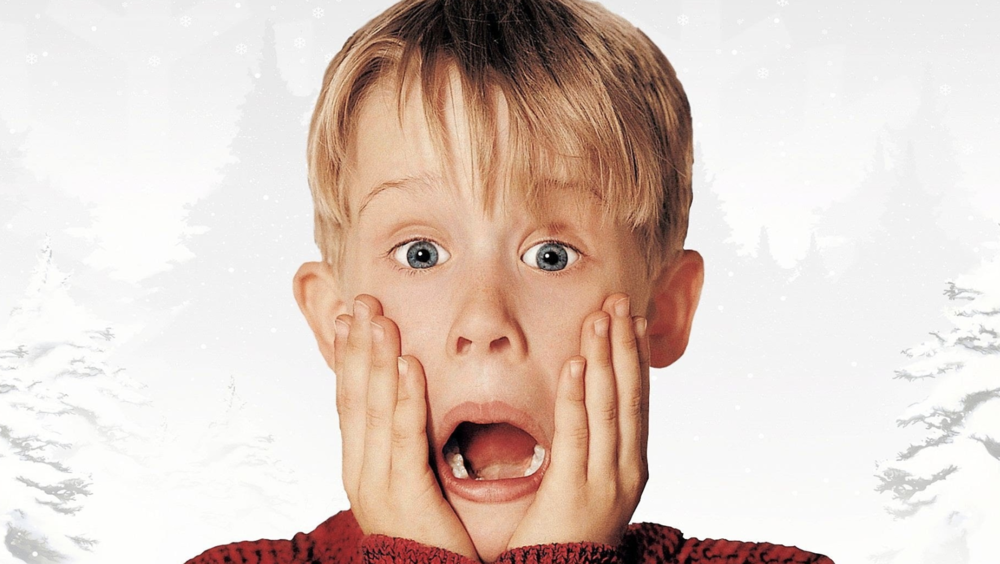 Number 3: - Home Alone