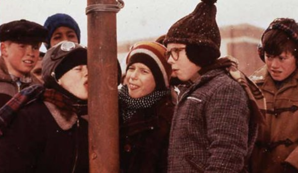 Number 4: - A Christmas Story