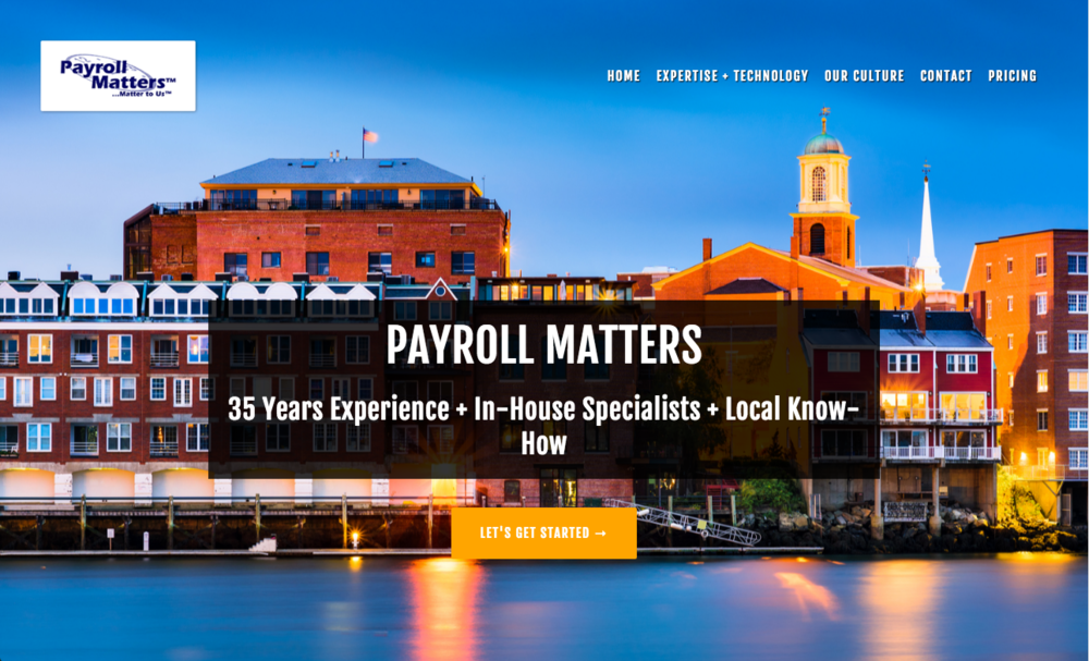 Payroll Matters of New Hampshire