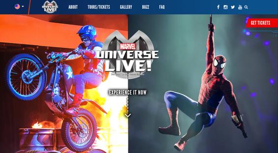 Marvel Universe Live