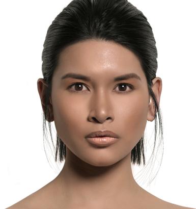Celebrity MakeUp Artist-Derrick Rutledge - Oprah's MakeUp Artist-PYP Master Classes In Make-Up - Natural MakeUp Model B.jpg