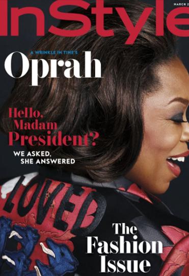 Celebrity MakeUp Artist - Derrick Rutledge for Oprah's MakeUp