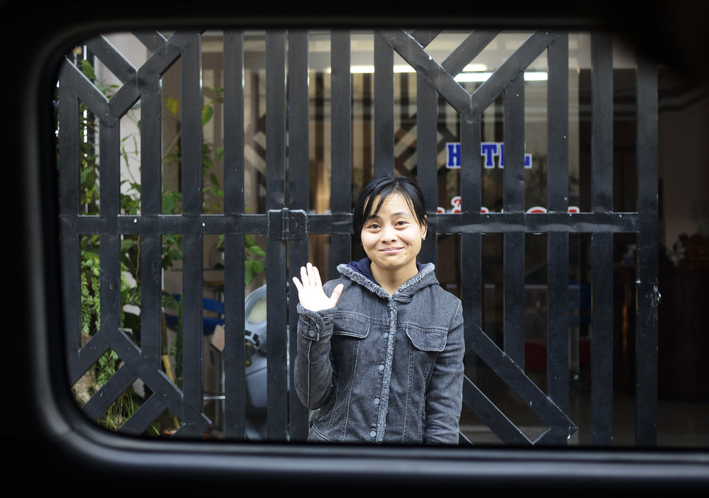 Adfa | Vietnamese Hostel Owner