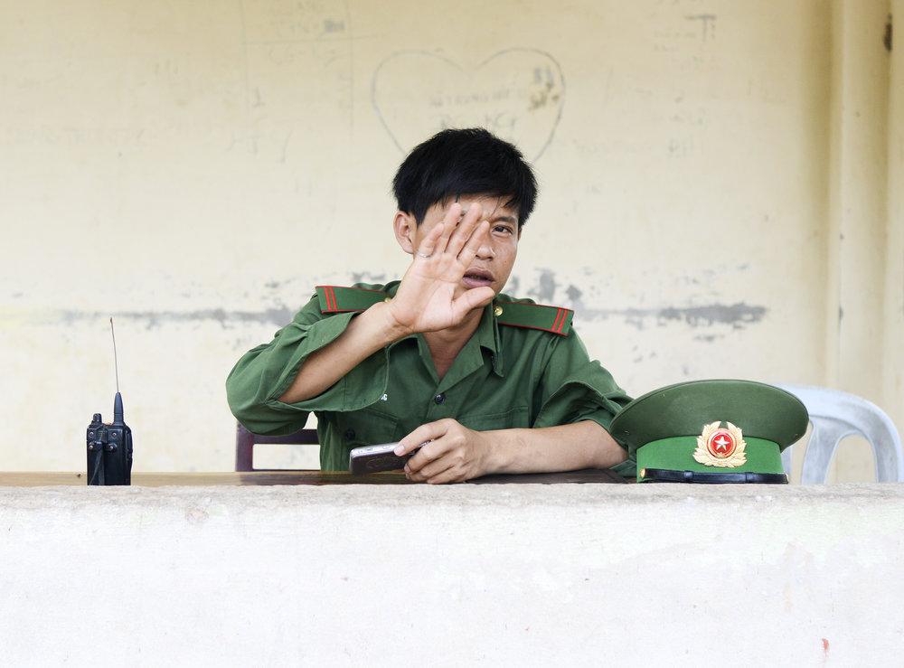 Cambodia - Vietnam Border
