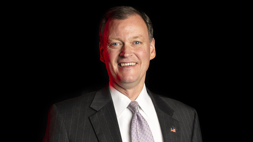 Former Minnesota House of Representative Jeff Johnson
