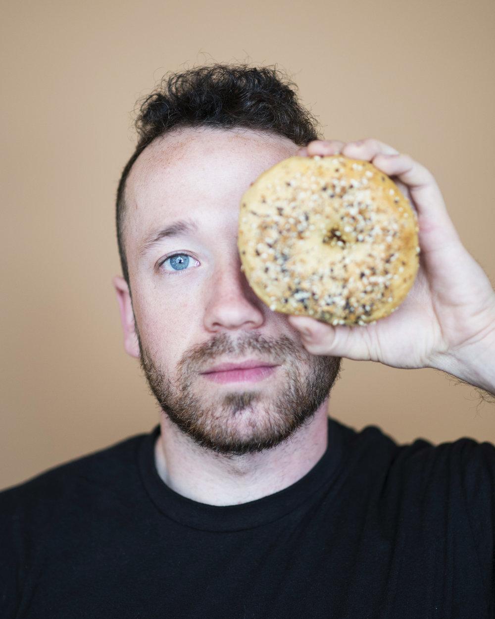Nick Blanks | Bagel Maker