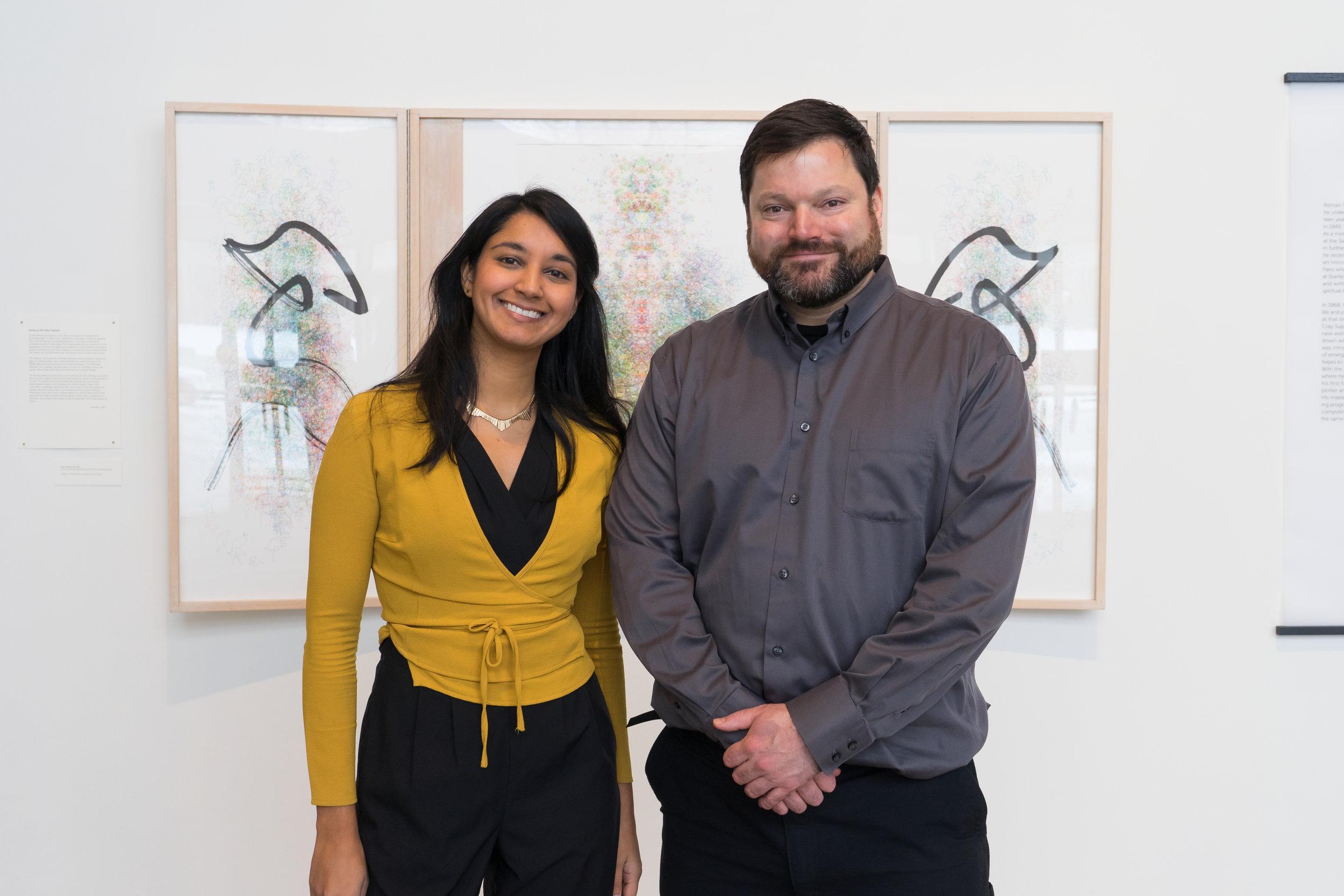 Krystal Persaud (Grouphug), Gabe Ruegg (MCAD)