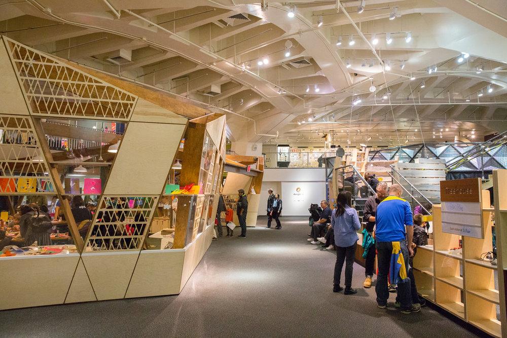 NYSCI's design lab
