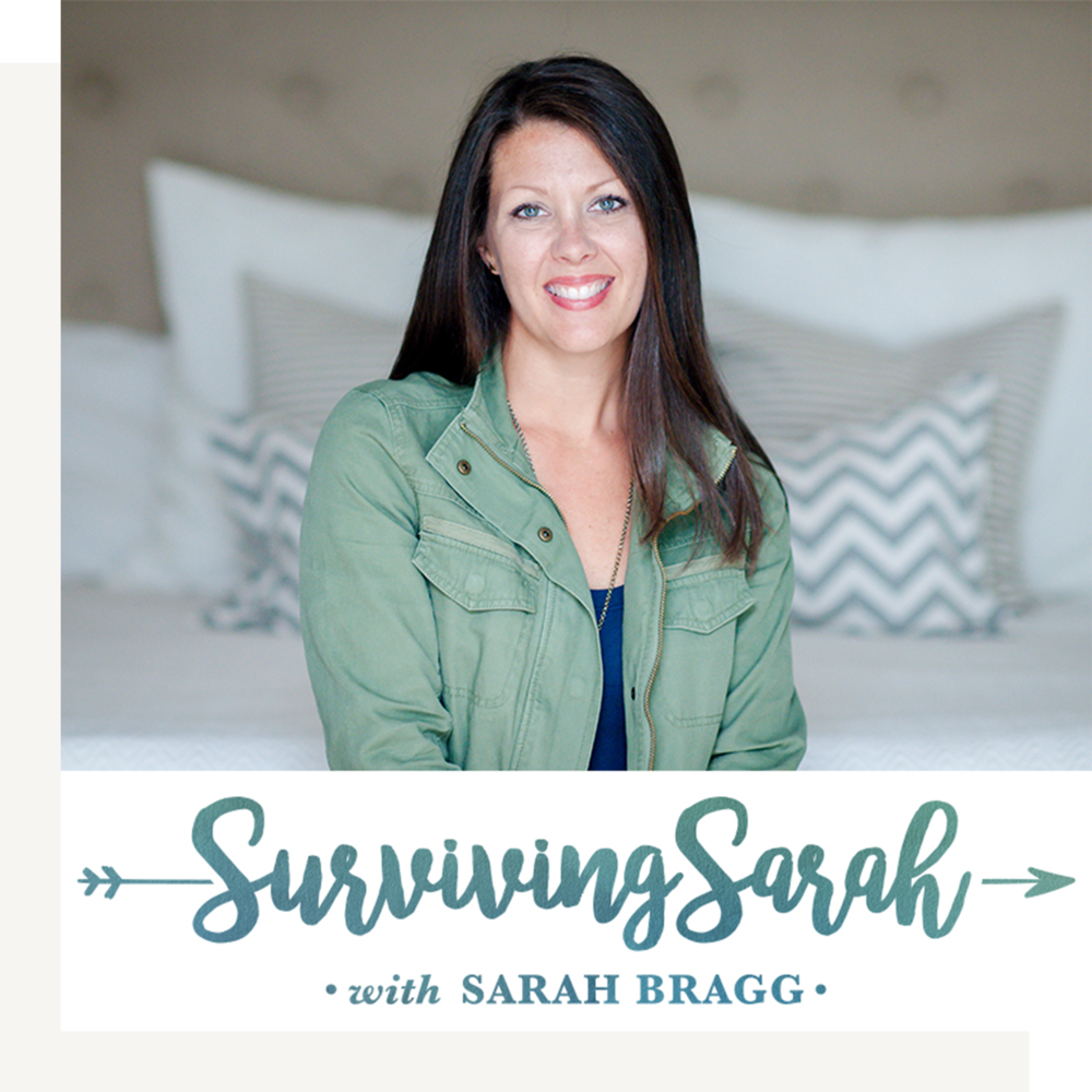 Surviving Sarah Podcast Art